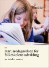 En pige læser i en bog - forside til publikation