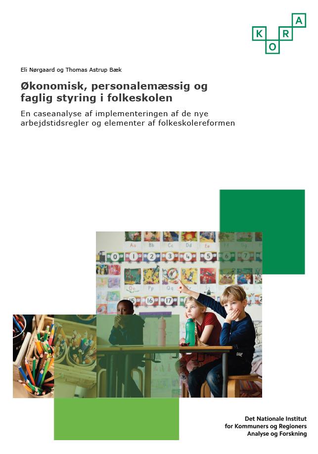 Publikationens forsiden