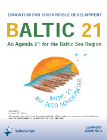 Forside til publikation 'an agenda 21 for the baltic sea region'