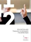 Forside til publikation 'education and training in denmark'