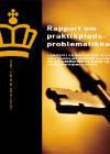 Forside til publikation 'rapport om praktikpladsproblematikken'