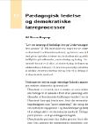 Forside til publikation 'uddannelse læring og demokratisering del 3'