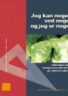 Forside til publikation 'erfaringer med kompetence på erhvervsskoler'