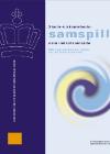 Forside til publikation 'skole virksomhedssamsplillet som indsatsområdet'