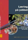 Forside til publikation 'Læring på jobbet'