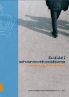 Forside til publikation 'frafald til erhvervsuddannelserne årsager og forklaringer'