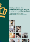 Forside til publikation 'god praksis for fastholdelse af elever i erhvervsuddannelserne'
