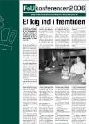 forside til publikation 'FoUkonference'