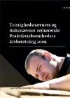 Forside til publikation 'tvistighedsnævnets og ankenævnet vedrørende praktikvirksomheders årsberetning for 2009'