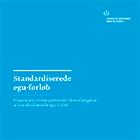 Standardiserede egu forløb - forside til publikation