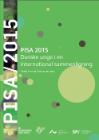 Forside til PISA 2015 'Danske unge i en international sammenligning'