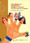 Tegning af en hånd med dukker på fingrespidserne
