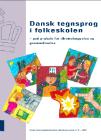 Forside til publikation 'dansk tegnsprog i folkeskolen'