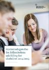 Forside til publikation 'statusredegørelse for folkeskolens udvikling skoleåret 2014-15