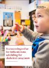 Forside til publikation 'statusredegørelse for folkeskolens udvikling skoleåret 2016-16'