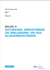 Forside til publikation 'alsidig udvikling og sociale kompetencer databaser sørgestrenge og inklusions og eksklusionsskrife'