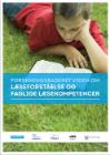 Forside til publikation 'praksisrettet læseforståelse og faglig læsekompetencer'