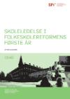 Forside til publikation 'statusrapport om skoleledelse SFI'