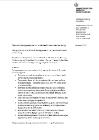 Forside til notat 'forsøgsprogram om modermålsbaseret undervisning'