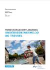 Forside til publikation 'undervisningsmiljø og trivsel forskningskortlægning'