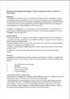Forside til publikation 'forskningskortlægning om varieret læring og bevægelse udeskole og lektiehjælp resume'