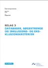 Forside til publikation 'forskningskortlægning om varieret læring og bevægelse udeskole og lektiehjælp databser'