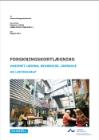 Forside til publikation 'forskningskortlægning om varieret læring og bevægelse udeskole og lektiehjælp forskningskortlægning'