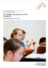 Forside til publikation 'en længere og mere varieret skoledag'