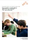 Forside til publikation 'pædagogiske medarbejderes oplevelser og erfaringer i den nye folkeskole'
