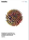 Forside til publikation 'Deloitte analyse af avu og produktionsskoleforløb'