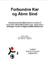 Forside til publikation 'forbundne kar og åbne sind innovative virksomhedsudviklinger'