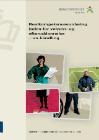 Forside til publikation 'realkompetencevurdering inden for voksen og efteruddannelse'