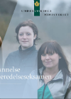 Forside til publikation 'almen voksenuddannelse med ny almen forberedelseseksamen'